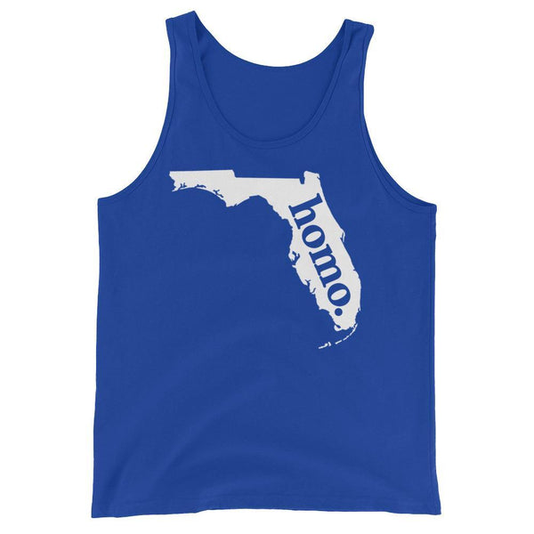 Homo State Tank Top - Florida - Polly and Crackers