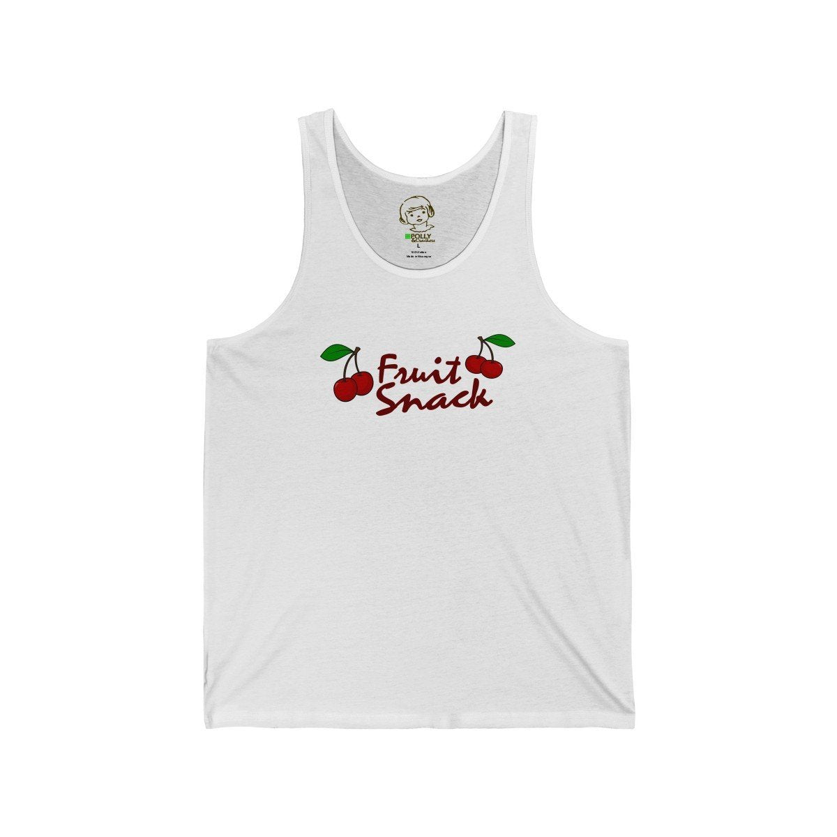 Fruit Snack - Tank Top - Polly and Crackers
