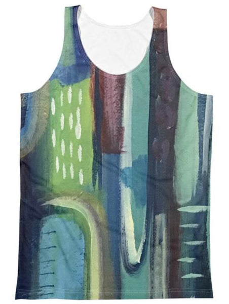 Polly & Crackers Tank Top XS Barcelona Nights - Sublimation Tank
