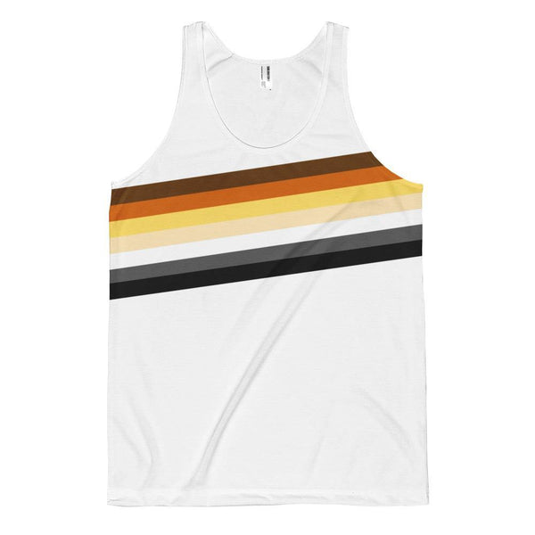 Polly & Crackers Tank Top XS Bear Pride - Tank Top