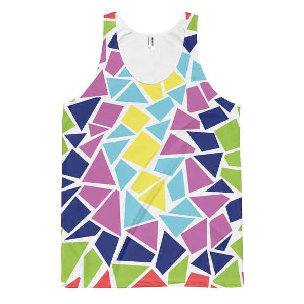 Colorful Slate - Sublimation Tank - Polly and Crackers
