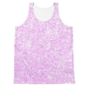 Polly & Crackers Tank Top XS Lilac Squigs - Sublimation Tank