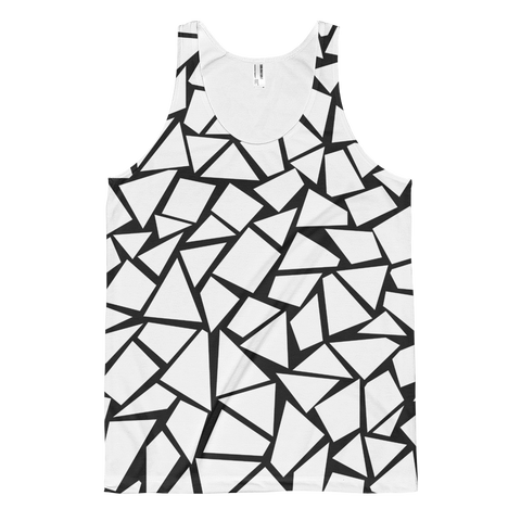 White Slate - Sublimation Tank