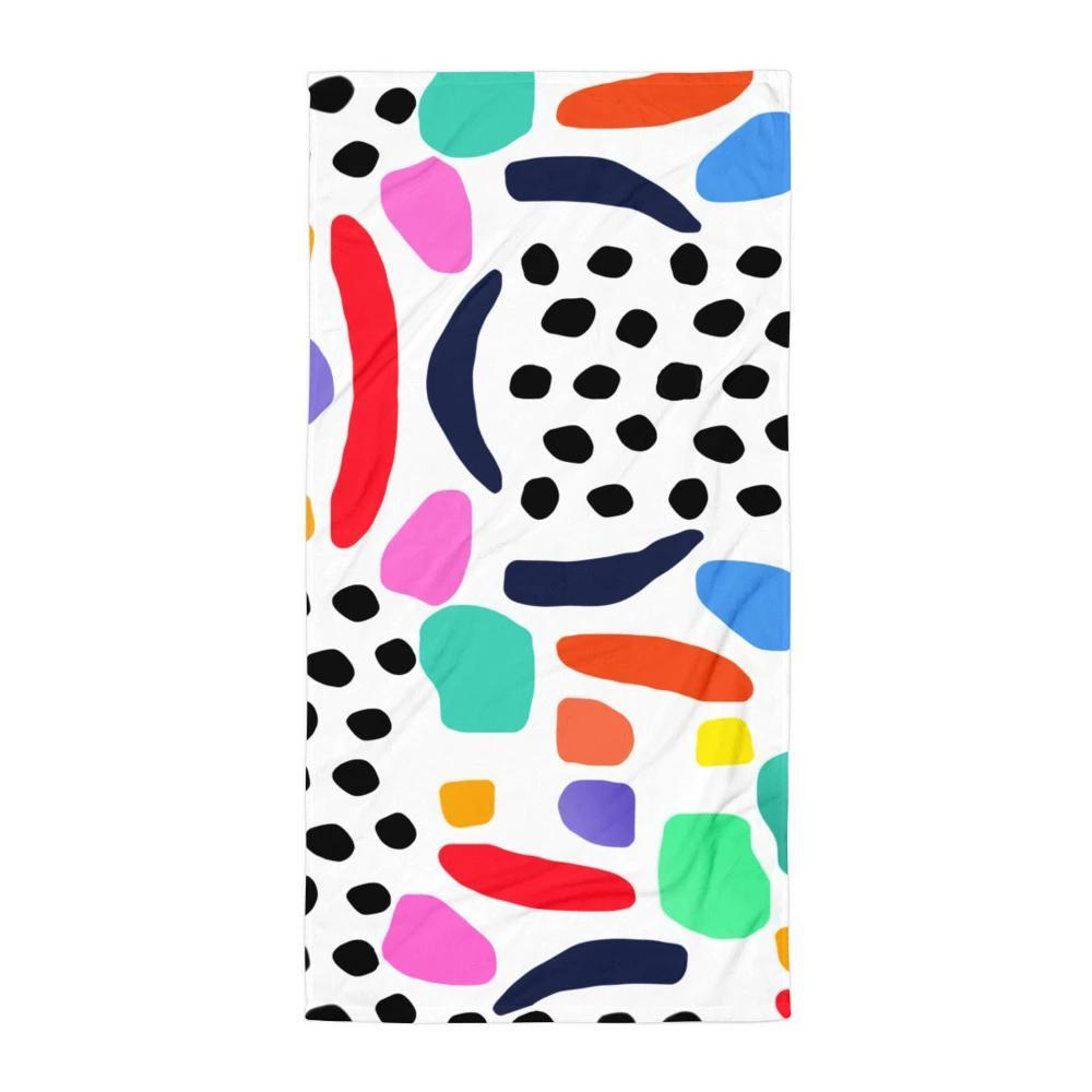 Dots Towel 🎨 - Polly and Crackers