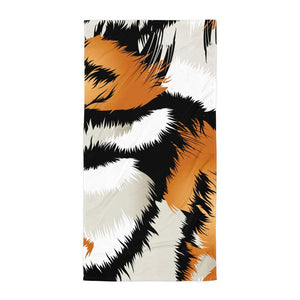 Wild Tiger Beach/Bath Towel 🐅