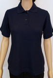 Embroidered Polo Shirt Womens