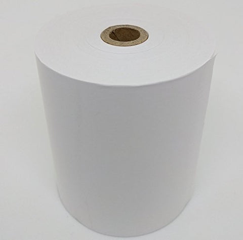 "3-1/8"" x 220' BPA Free Thermal Receipt Rolls, Case of 50"