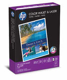 HP Colour Inkjet & Laser, 8.5 x 11 24lb 97 Bright, 1 Pallet (64 cases per pallet, 6 reams per case)