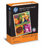 HP Bright White, 8.5 x 11 24lb 97 Bright, 1 Pallet (64 cases per pallet, 5 reams per case)