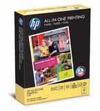 HP All-in-One, 8.5 x 11 22lb 96 Bright, 1 Pallet (32 cases per pallet, 10 reams per case)