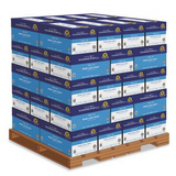 Hammermill Tidal MP, 8.5 x 11 20lb 92 Bright, 1 Pallet (40 cases per pallet, 10 reams per case)