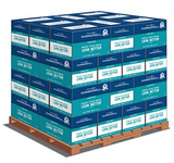 Hammermill Color Laser Gloss, 8.5 x 11 32lb 94 Bright, 1 Pallet (48 cases per pallet, 8 reams per case)