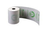 "EcoChit 3-1/8"" x 200' Pre-Printed Eco-Friendly Thermal Rolls, Every Case Plants One Tree, Case of 25"