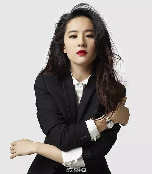 Liu Yi Fei and Tissot - Arnik Jewellers