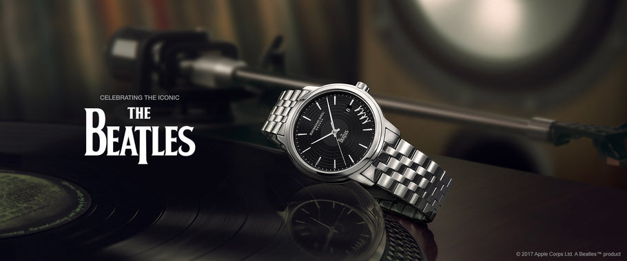 The New Limited Edition Raymond Weil Beatles Maestro is here