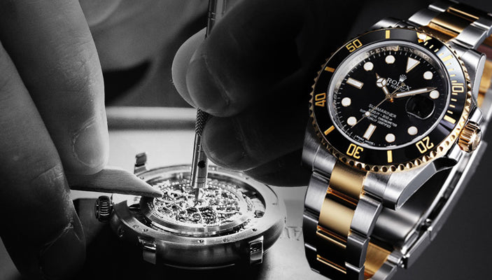 We Service and Repair any Watch Brand - Arnik Jewellers