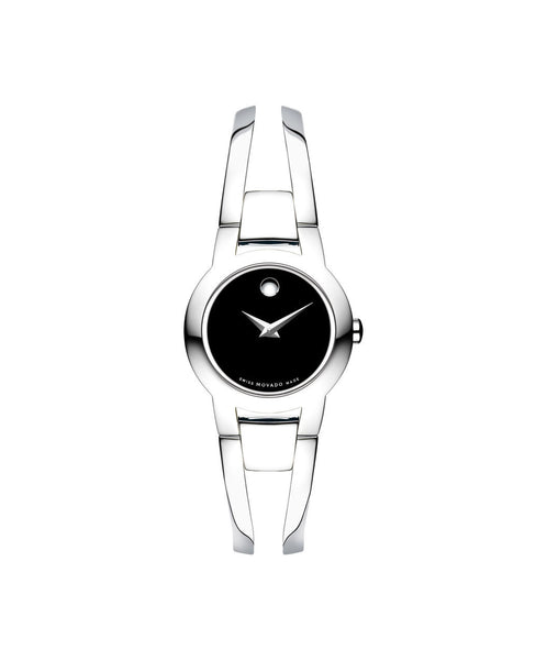 Movado Women's Amorosa Watch, 24 mm Stainless Steel 0604759 - Arnik Jewellers