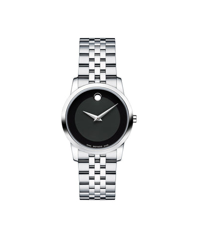 Movado Women's Museum Classic Watch, 28 mm Stainless Steel 0606505 - Arnik Jewellers