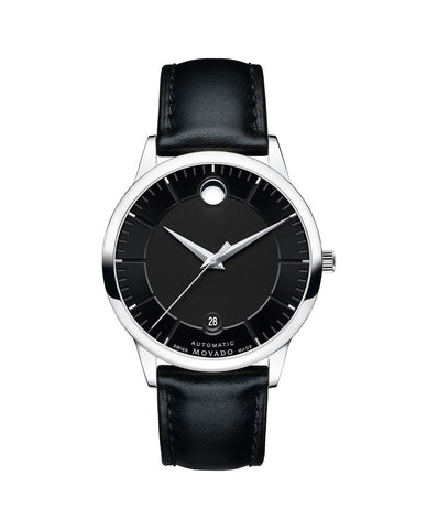 Movado Men's 1881 Automatic Watch, 39.5 mm Stainless Steel 0606873 - Arnik Jewellers