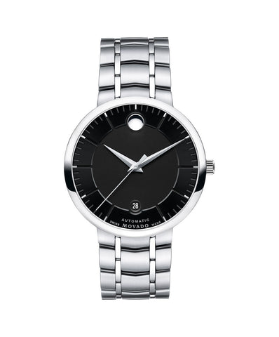 Movado Men's 1881 Automatic Watch, 39.5 mm Stainless Steel 0606914 - Arnik Jewellers