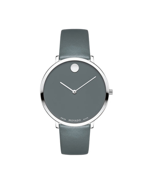 Movado Women's Museum Dial 70th Anniversary Special Edition Watch, 35 mm Ultra Slim Stainless Steel 0607144 - Arnik Jewellers