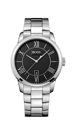 Hugo Boss 1512977 Classico Round  Mens Wristwatch Classic & Simple - Arnik Jewellers