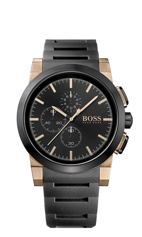 Hugo Boss 1513030 Chronograph Silicone Strap Neo Chrono Watch - Arnik Jewellers