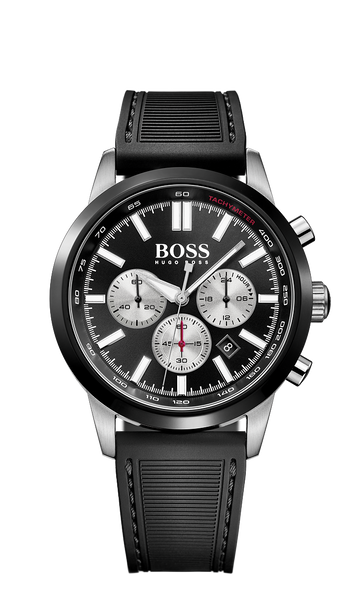 Hugo Boss 1513186 Black Racing Men's Watch - Arnik Jewellers