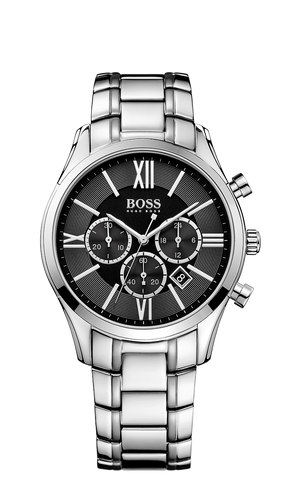 Hugo Boss 1513196 Chronograph Stainless Steel Bracelet Watch  - Arnik Jewellers