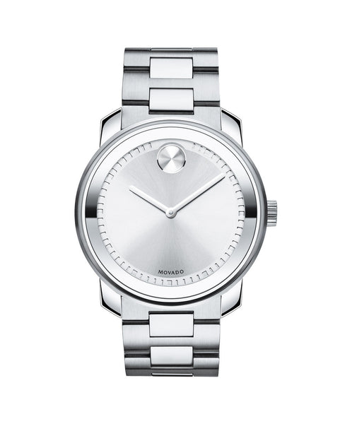 Large Movado BOLD watch, 42.5 mm Stainless Steel 3600257 - Arnik Jewellers
