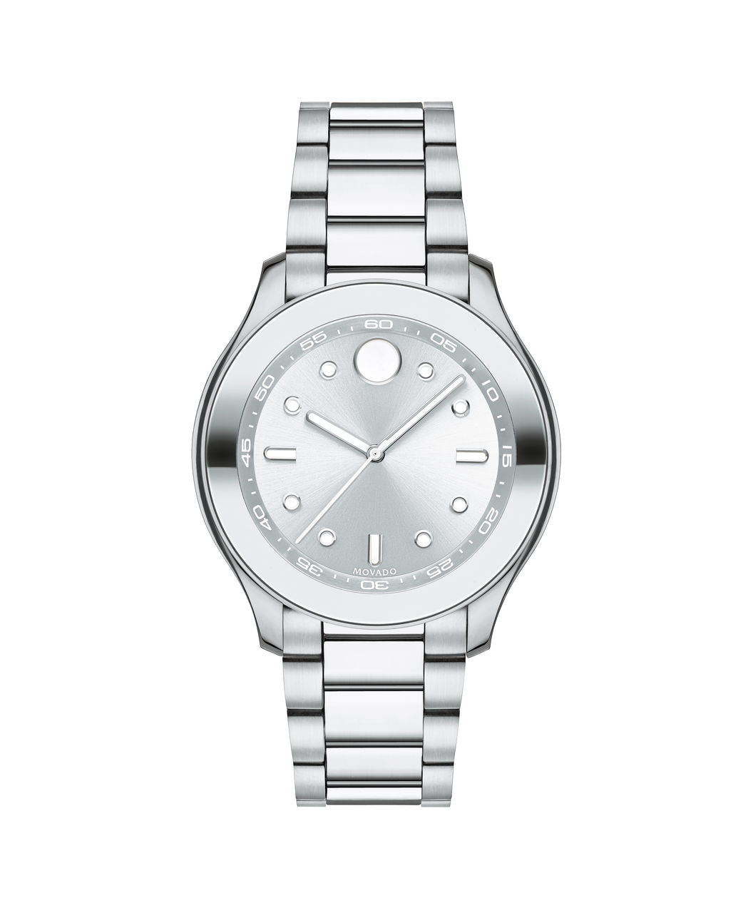 Mid-Size Movado BOLD Sport Watch, 38 mm Stainless Steel 3600415 - Arnik Jewellers