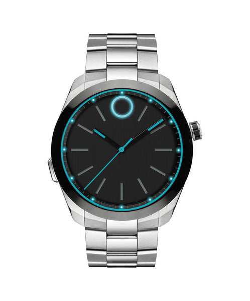 Movado BOLD Motion Smartwatch, 44 mm Stainless Steel Bluetooth - Arnik Jewellers