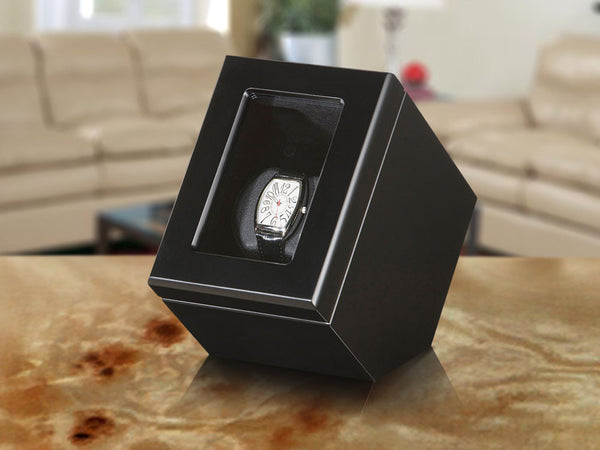 Boxy DC Series Single Watch Winder - Arnik Jewellers