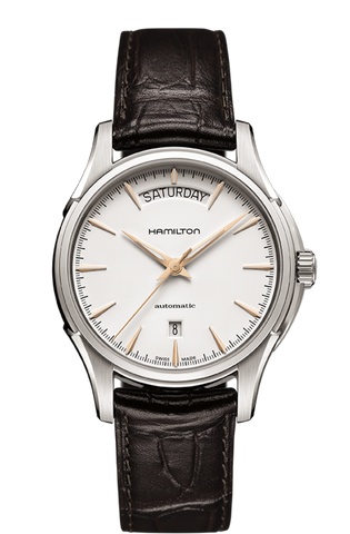 Hamilton Jazzmaster Day Date Automatic H32505511 - Arnik Jewellers