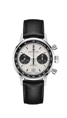 Hamilton Intra-Matic Automatic Chronograph H38416711  - Arnik Jewellers