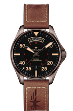 Load image into Gallery viewer, Hamilton KHAKI AVIATION DAY DATE AUTO 42mm H64605531 - Arnik Jewellers