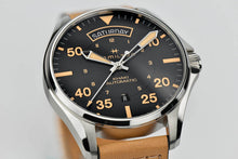 Load image into Gallery viewer, Hamilton KHAKI AVIATION DAY DATE AUTO 42mm H64645531 - Arnik Jewellers