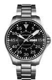 Hamilton KHAKI AVIATION PILOT DAY DATE AUTO 46mm H64715135 - Arnik Jewellers