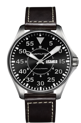 Hamilton Khaki Aviation Pilot Automatic H64715535 - Arnik Jewellers