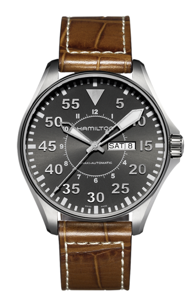 Hamilton Khaki Aviation Pilot Automatic H64715885 - Arnik Jewellers