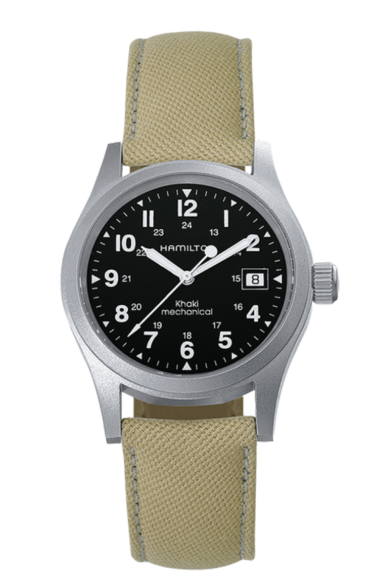 Hamilton Khaki Field Mechanical H69419933 - Arnik Jewellers