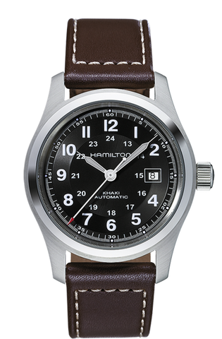 Hamilton Khaki Field Automatic 42mm H70555533 - Arnik Jewellers