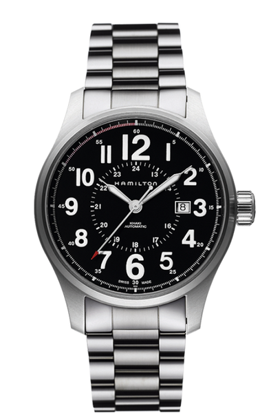 Hamilton Khaki Field Officer Automatic H70615133 - Arnik Jewellers