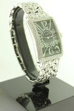 Load image into Gallery viewer, Franck Muller Long Island Solid 18K White Gold Diamonds Quartz 952 QZ- Arnik Jewellers
