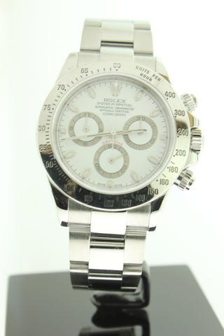 Rolex Cosmograph Daytona Stainless Steel 40mm 116520 - Arnik Jewellers