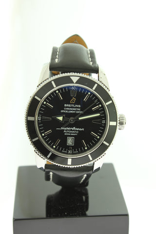 Breitling Superocean Heritage Automatic 46mm Black Dial A17320 - Arnik Jewellers