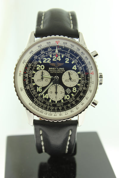 Breitling Navitimer Cosmonaut Automatic 42mm Stainless Steel A22322 - Arnik Jewellers
