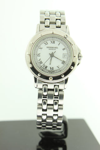 Raymond Weil Tango Ladies Swiss Stainless Steel 28mm 5360 - Arnik Jewellers