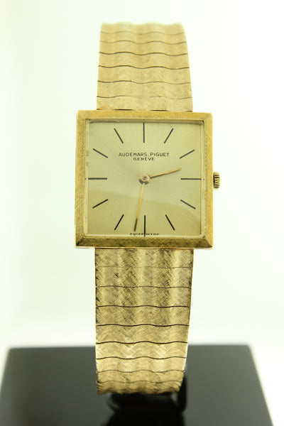 Audemars Piguet Solid Gold Swiss Quartz - Arnik Jewellers