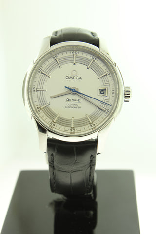Omega De Ville Hour Vision Co-Axial Automatic 41mm 431.33.41.21.02.001 - Arnik Jewellers